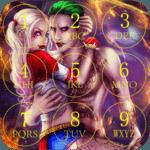 Joker and Harley Lock Screen icon