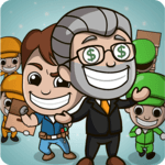 Idle Factory Tycoon for pc logo