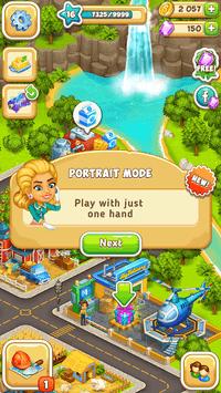 Cartoon City 2:Farm to Town.Build your home,house pc screenshot 1