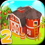 Farm Town: Cartoon Story for pc logo