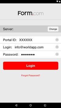 Form.com Mobile pc screenshot 1