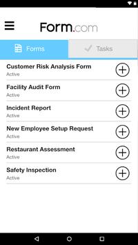 Form.com Mobile pc screenshot 2