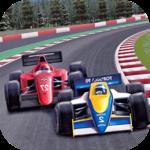 Real Thumb Car Racing; Top Speed Formula Car Games icon
