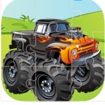 Cars Puzzles for Kids icon