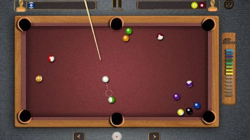 Pool Billiards Pro pc screenshot 1