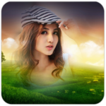 Green Hill Photo Frame icon