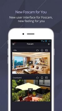 Foscam pc screenshot 1