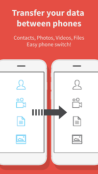 FotoSwipe: File Transfer, Contacts, Photos, Videos pc screenshot 1