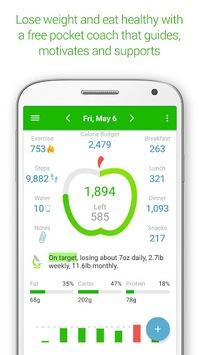 Calorie Counter - MyNetDiary pc screenshot 1