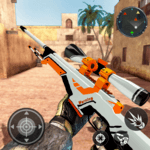 Real Terrorist Shooting Games: Gun Shoot War icon