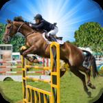 Horse Jumping: Horseback Riding 2017 icon