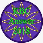 KBC Answer 2018 icon