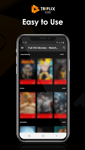 TRIFLIX | Free Movies - Full HD Movies pc screenshot 1