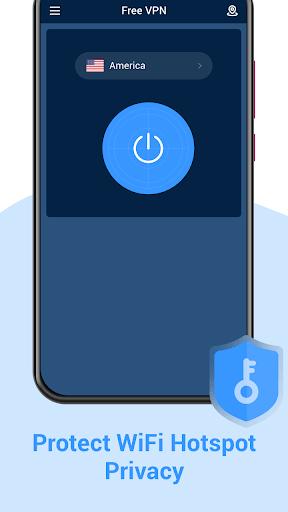 Free VPN - Fast Unlimited VPN Proxy pc screenshot 1