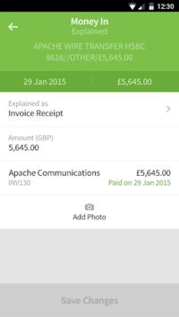 FreeAgent Mobile pc screenshot 2