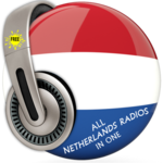 All Netherlands Radios in One Free icon