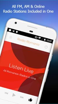 All Romania Radios in One Free pc screenshot 1