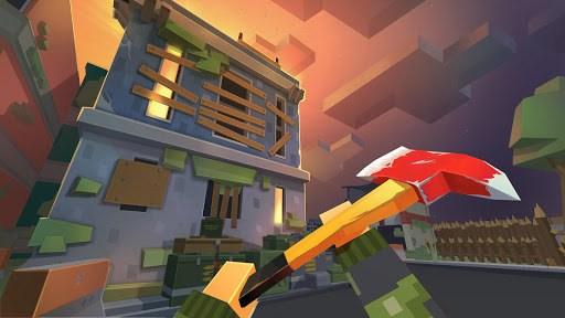 FreeCraft Zombie Apocalypse pc screenshot 1