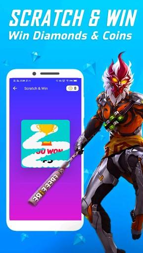 Free Diamond and win Dj Alok pc screenshot 1