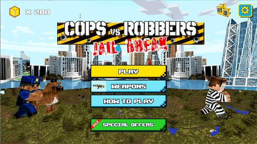 Cops Vs Robbers: Jailbreak pc screenshot 1