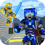 Rescue Robots Survival Games icon