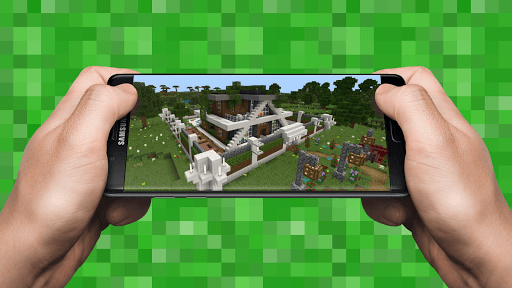 Modern House for Minecraft PE PC screenshot 1