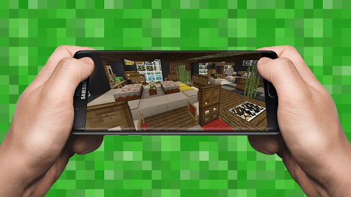 Modern House for Minecraft PE PC screenshot 2