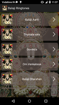 Balaji Ringtones pc screenshot 2