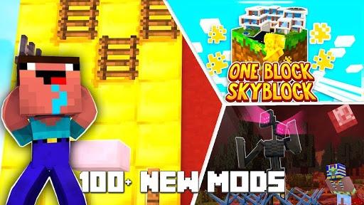 Modster - Mods for Minecraft PE PC screenshot 1