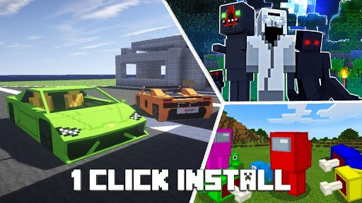 Modster - Mods for Minecraft PE PC screenshot 2