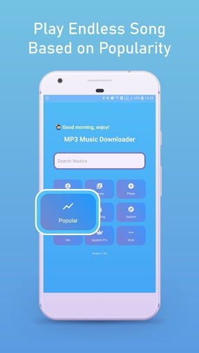 MusicJuice - Free Mp3 Download PC screenshot 3