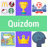 Quizdom – Trivia more than logo quiz! for pc logo