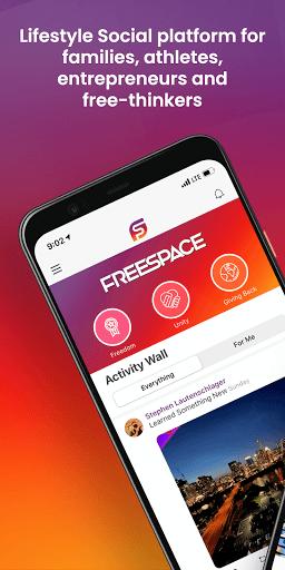 FreeSpace Social PC screenshot 1