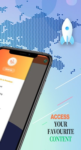 Tuber VPN - Free&Secure VPN Proxy Server pc screenshot 1