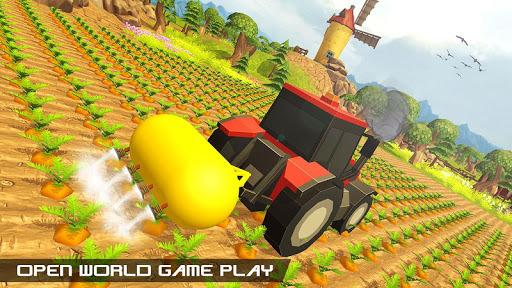 Modern Tractor Farming Machines Simulator pc screenshot 1