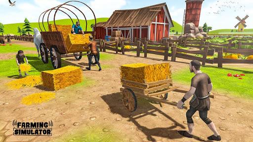 Super Village Farmer's Vintage Farming pc screenshot 1