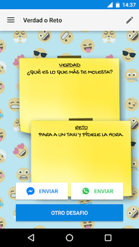 Truth or Challenge (Spanish) pc screenshot 1