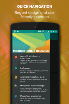 Microphone Blocker pc screenshot 1