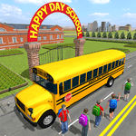 School Bus Coach Driver 2019 icon