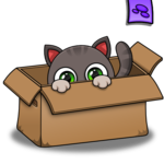 Oliver the Virtual Cat for pc logo