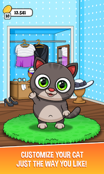 Oliver the Virtual Cat pc screenshot 2