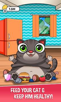 Oliver the Virtual Cat pc screenshot 1