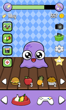 Moy 2 🐙 Virtual Pet Game pc screenshot 2