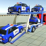 Car Transporter Truck Driver- Truck Parking Games icon