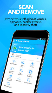 SAFE Internet Security & Mobile Antivirus pc screenshot 1