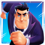 Agent Dash: The Running Spy for pc logo