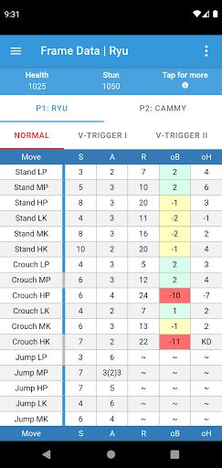 FAT - Frame Data! PC screenshot 1