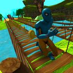 Jungle Run : Spider Adventure for pc logo