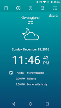 Early Bird Alarm Clock pc screenshot 1