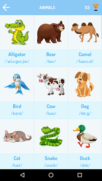 English for kids pc screenshot 2